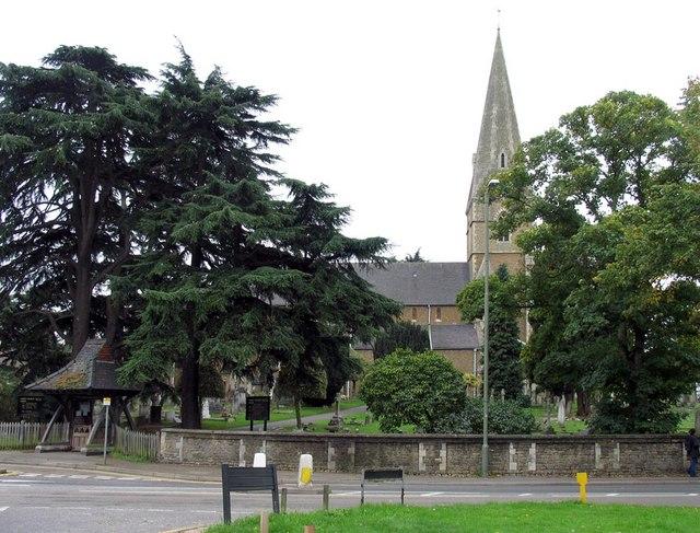 Christ Church, Esher, Surrey