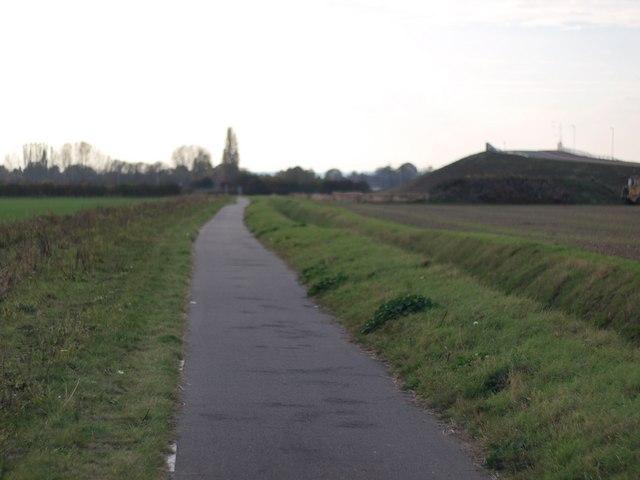 Addenbrooke's-Shelford cycleway