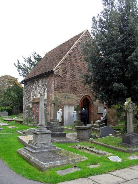 The Lumley Chapel, Cheam