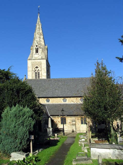 St Dunstan, Cheam