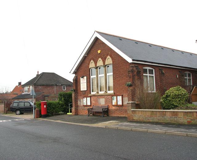 Belton Community Hall
