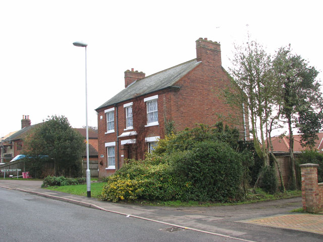 Waveney House in Station Road South