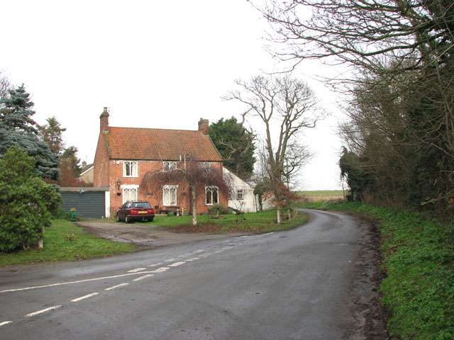 Cottage in Church Lane