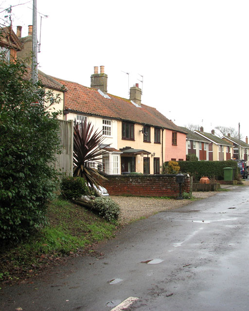 Cottages in The Green