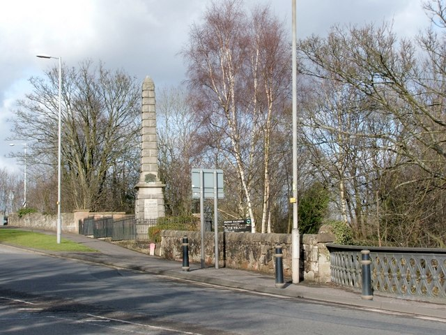 Battle of Bothwell Bridge Memorial