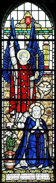 St Dunstan, Cheam - Window