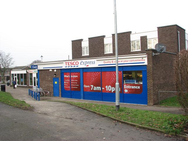Tesco express in Bell Lane