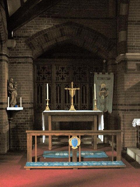 St Dunstan, Cheam - Chapel