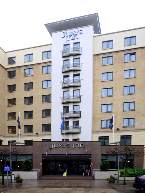 Jury's Inn Hotel, St James Gate