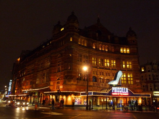London: the Palace Theatre