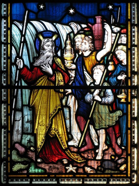 St Dunstan, Cheam - Window