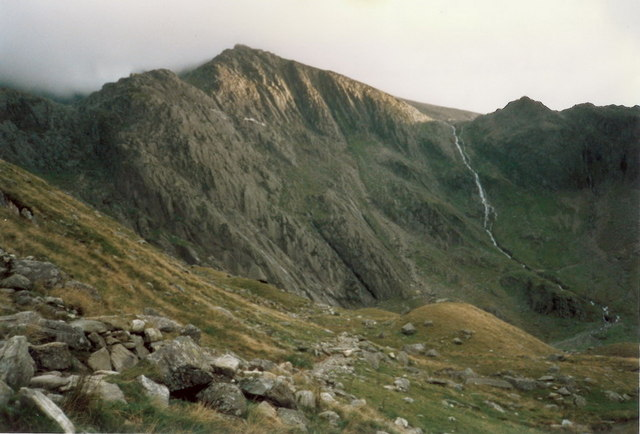Idwal Slabs and the Idwal Stream