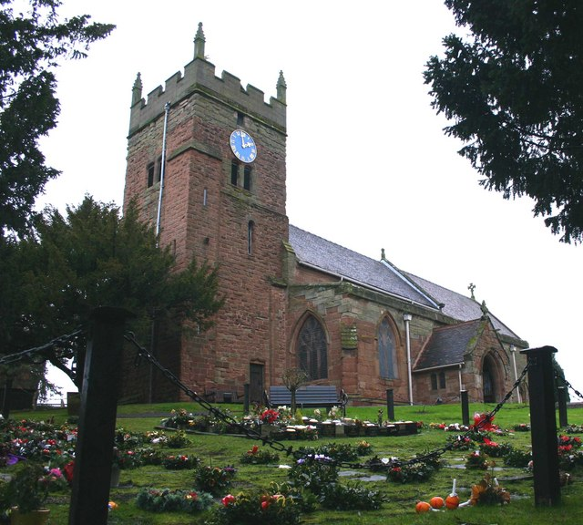 St. Mary's Church, Cubbington
