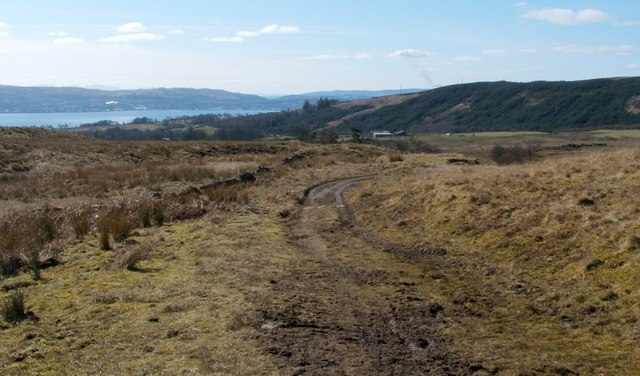 The Stoneymollan Road