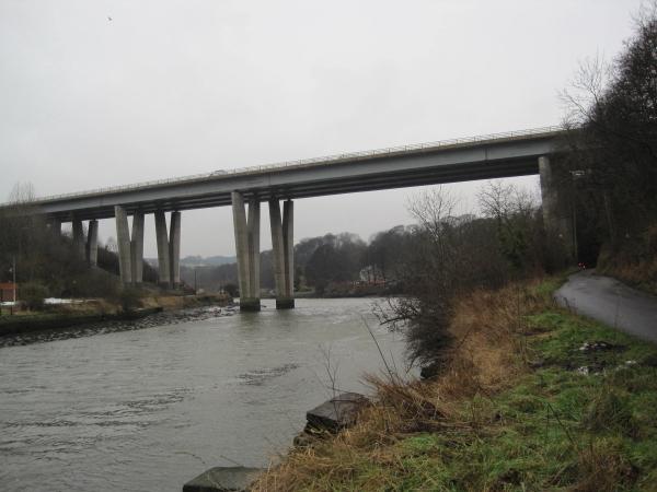 A19 Road Bridge over the River Wear