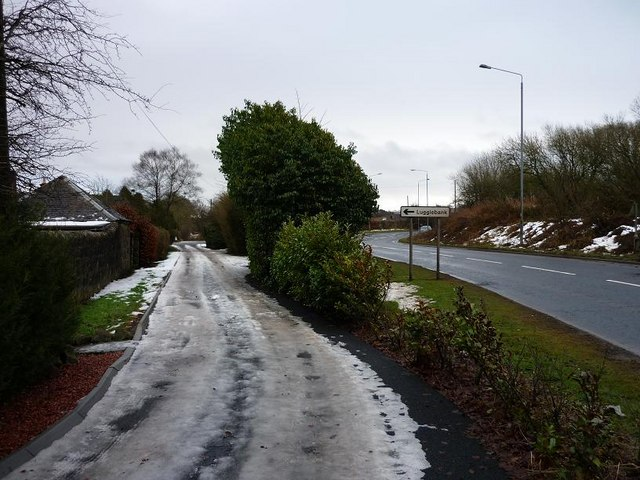 Old Lane, Luggiebank