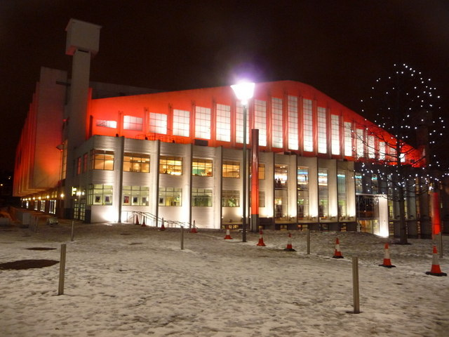 Wembley Snow Outside Wembley Arena 169 Chris Downer Cc By