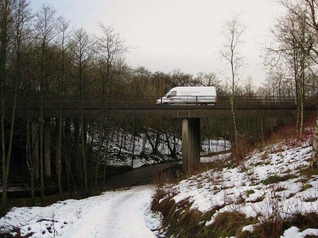 Bridge Over The Luggie