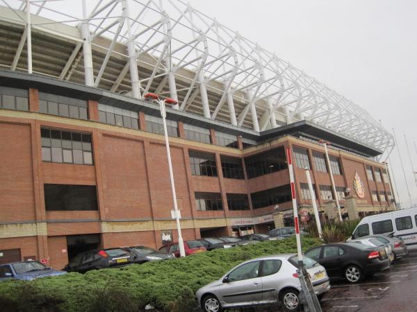 Sunderland AFC's Stadium of Light