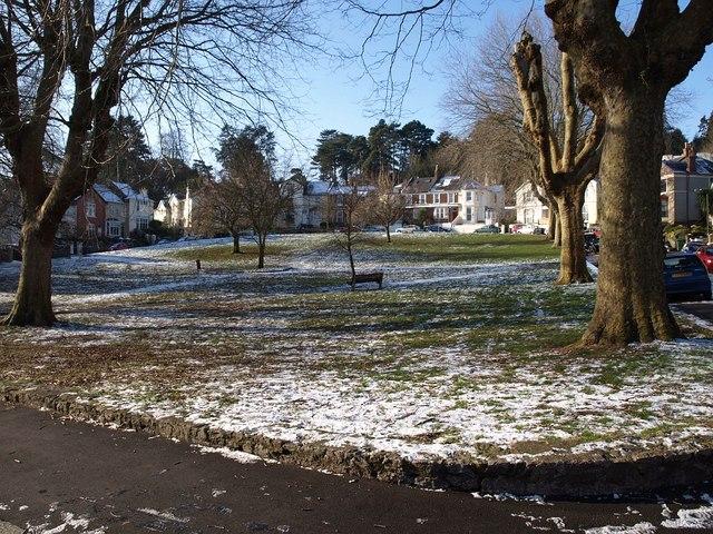 Crownhill Park, Torquay