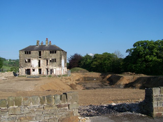 Former Marquis of Granby Hotel, Bamford, near Hathersage