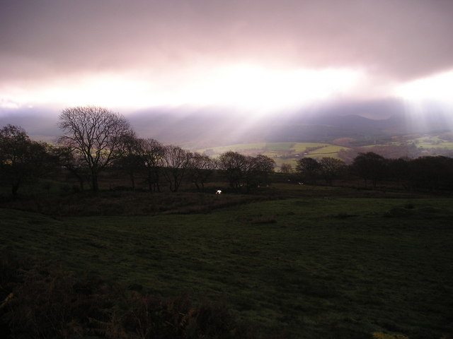 Snowdonia: dramatic light (2)