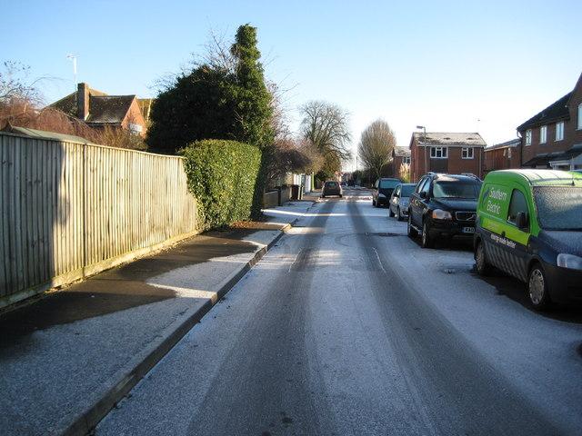 Newbury: Craven Road