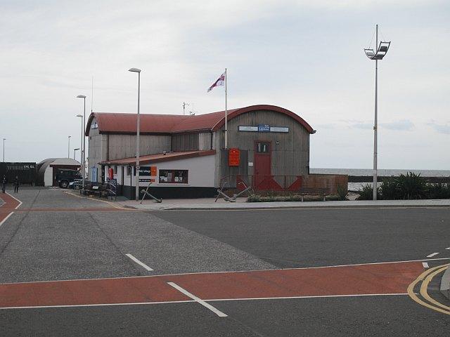 Lifeboat station, Arbroath