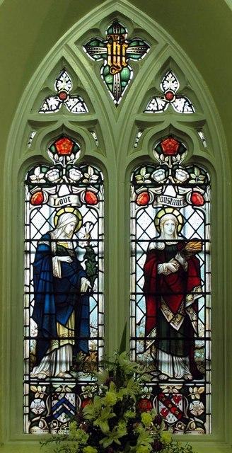 St Giles, Ashtead, Surrey - Window