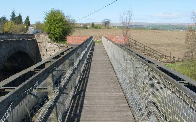 The Brasher Bridge