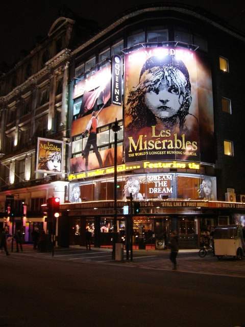 Queen's Theatre, Shaftesbury Avenue