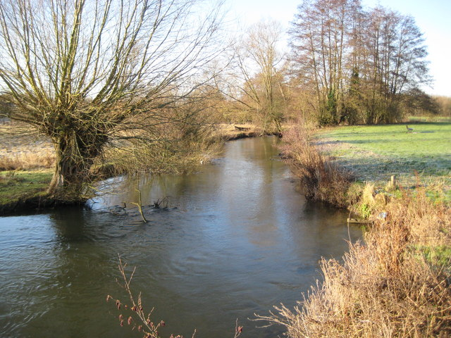 River Kennet in Newbury