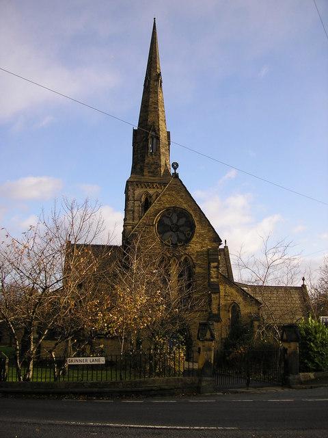 St Paul's Church, Manningham, Bradford