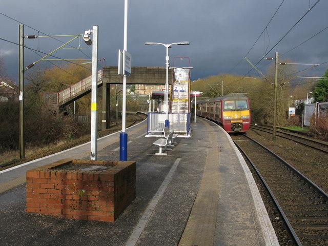 Hyndland Station