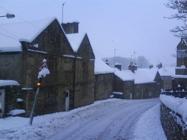 Church Street South, Glossop