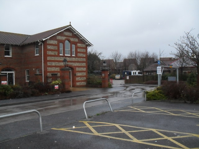 Doctors' surgery in Sheepfold Avenue