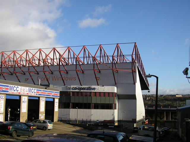 Bradford City Football Ground