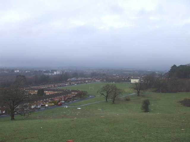 Playing field, Llanrumney, Cardiff