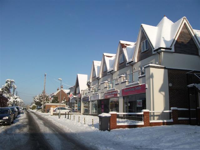 Mill Road, Burgess Hill