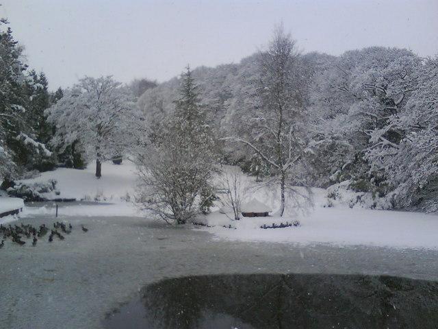 Howard Park, Glossop
