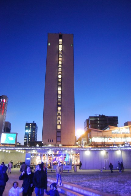 City Tower, Piccadilly Gardens