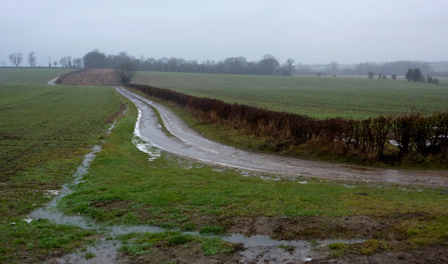 Track from Malthouse Farm