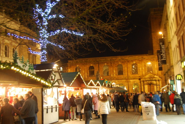 Christmas Market, St Anne's Square