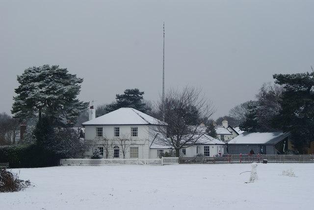 Ranger's House on Wimbledon Common