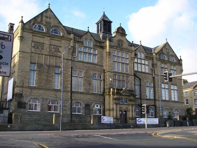 Coral College, Manningham Lane, Bradford