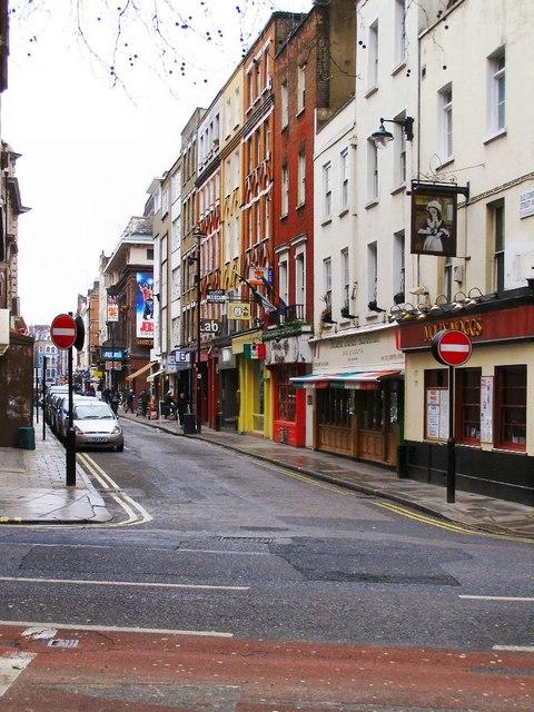 Old Compton Street