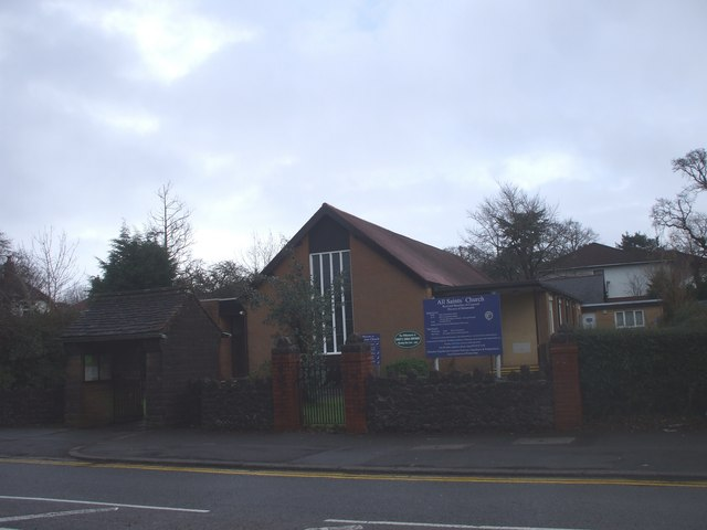 All Saints Church, Cyncoed, Cardiff