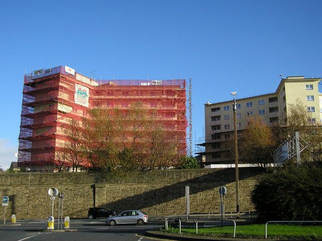 Underwood House & Rossett House, Otley Road, Bradford