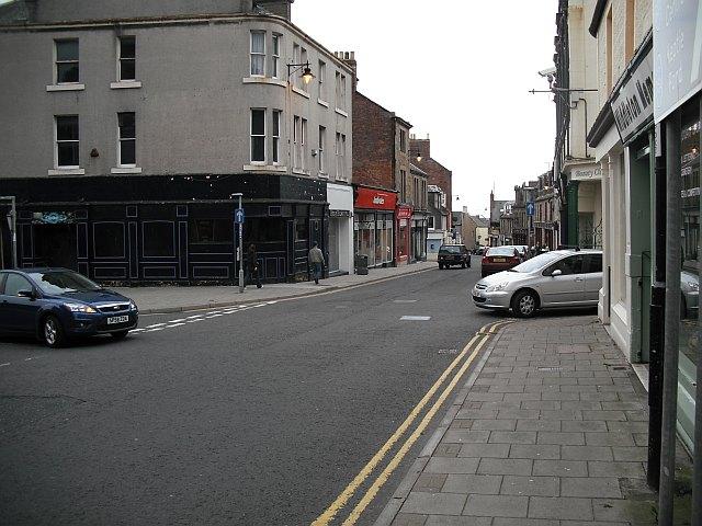 West Port, Arbroath