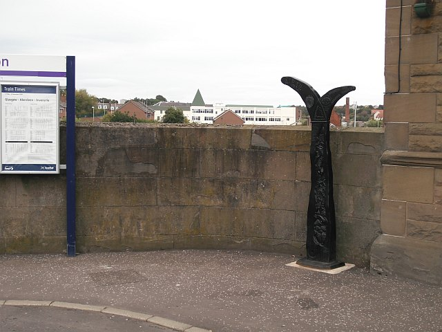 National Cycle Network mile post